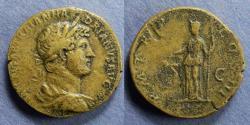 Ancient Coins - Roman Emipre, Hadrian 117-138, Sestertius