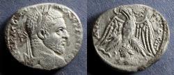 Ancient Coins - Seleucia & Pieria, Emesa, Macrinus 217-8, Tetradrachm