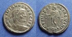 Ancient Coins - Roman Empire, Galerius (Caesar) 293-305, Follis