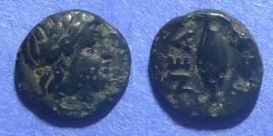 Ancient Coins - Neandria, Troas 350-310 BC, AE11