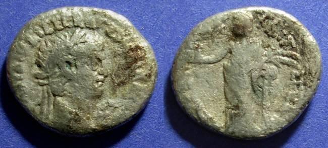 Ancient Coins - Roman Egypt, Claudius 41-54 AD, Tetradrachm