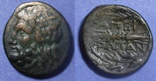 Ancient Coins - Epeirote Republic,  148 - 50 BC, AE21