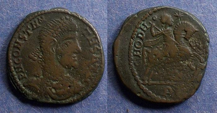 Ancient Coins - Roman Empire, Constantius II 337-361, Barbarous Centenionalis