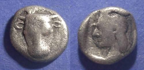 Ancient Coins - Phokis,  478-460 BC, Hemidrachm