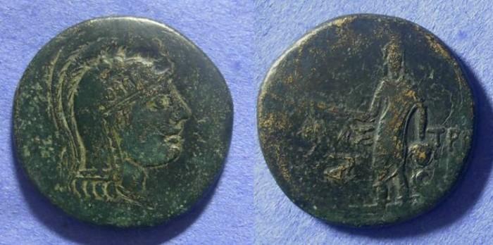 Ancient Coins - Amastris Paphlagonia AE30 – Circa 75 BC