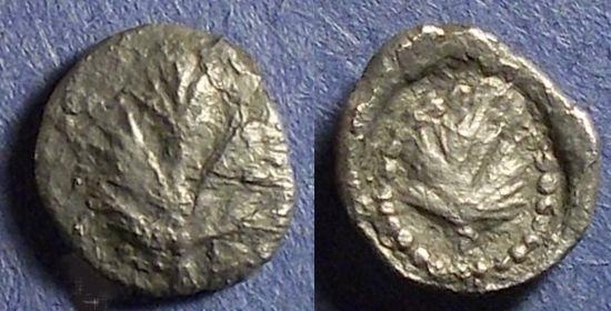 Ancient Coins - Sicily, Selinos 530-500 BC, Litra