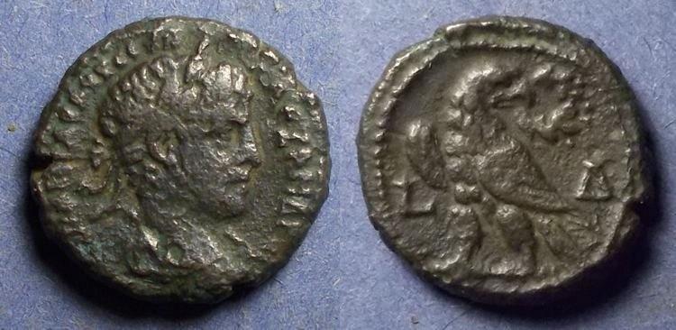 Ancient Coins - Roman Egypt - Alexandria, Severus Alexander 222-235, Tetradrachm