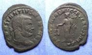 Ancient Coins - Roman Empire, Constantius (Caesar) 293-305, Follis