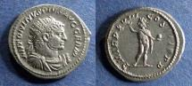 Ancient Coins - Roman Empire, Caracalla 198-217, Antoninianus