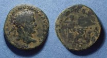 Ancient Coins - Roman Empire, Caracalla 198-217, Sestertius