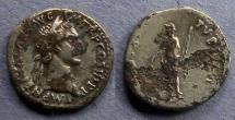 Ancient Coins - Roman Empire, Nerva 96-98, Fourree Denarius