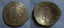 Ancient Coins - Byzantine Empire, Isaac II Angelus 1185-95, Trachy