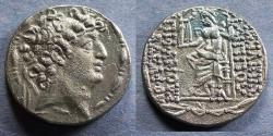 Ancient Coins - Seleucid Kingdom, Philip 95-76 BC, Tetradrachm