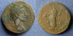 Ancient Coins - Roman Empire, Commodus 177-192, Dupondius