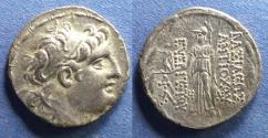 Ancient Coins - Seleucid Kingdom, Antiochos VII 139-129 BC, Tetradrachm