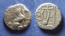 Ancient Coins - Ionia, Teos Circa 250 BC, Diobol