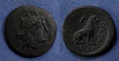 Ancient Coins - Thrace, Lysimacheia 309-220 BC, AE21