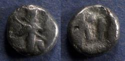 Ancient Coins - Achaemenid Kingdom,  485-420 BC, Siglos