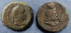 Ancient Coins - Roman Egypt, Vespasian 69-79, diobol