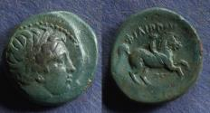 Ancient Coins - Macedonian Kingdom, Philip II 359-336 BC, AE17
