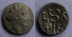 Ancient Coins - Arkadia, Pheneos Circa 340 BC, AE15