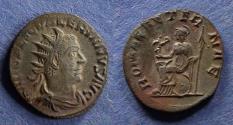 Ancient Coins - Roman Empire, Valerian 253-260, Antoninianus