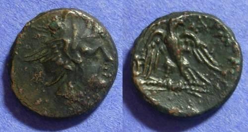 Ancient Coins - Macedonian Kingdom - Philip V 221-179BC - AE19