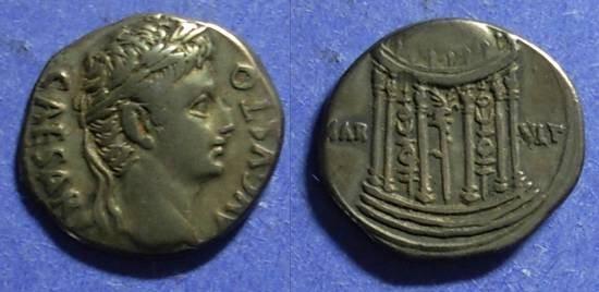 Ancient Coins - Roman Empire Augustus 27BC-14AD Denarius