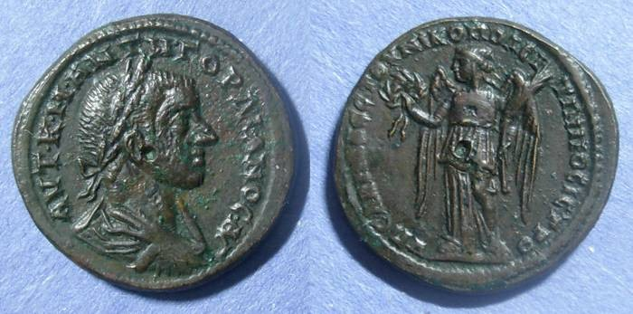 Ancient Coins - Nicopolis - Moesia Inferior, Gordian III 238-244, AE28