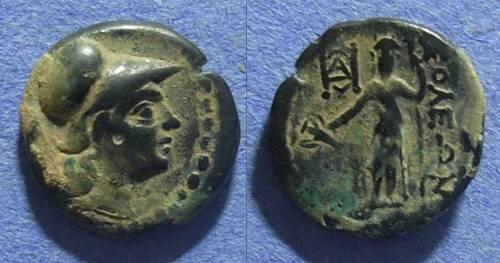 Ancient Coins - Cilicia, Soloi Circa 150 BC, AE17