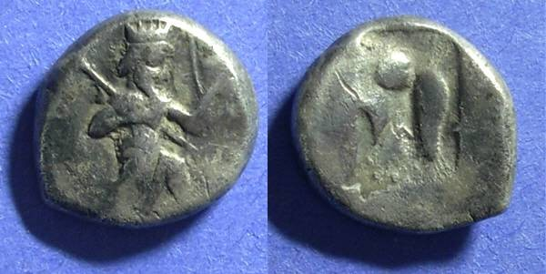 Ancient Coins - Achaemenid Kings,  485-420 BC, Siglos