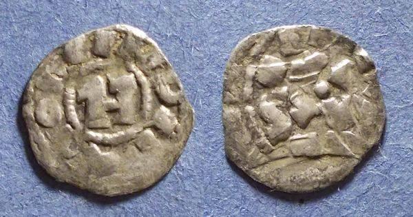 Ancient Coins - Lucca, Italy Circa 1100, Denier
