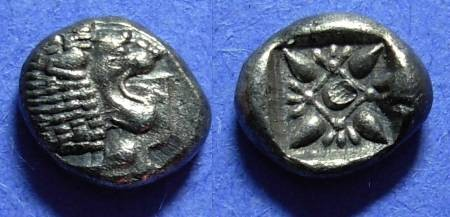 Ancient Coins - Miletos Ionia - 1/12 stater circa 500BC