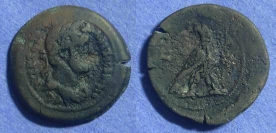 Ancient Coins - Roman Egypt – Antoninus Pius 138-161 – Diobol