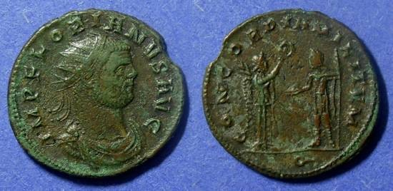 Ancient Coins - Roman Empire Florian 276 Antoninianus
