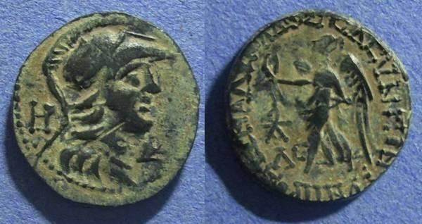 Ancient Coins - Cilicia, Seleukeia Circa 200 BC, AE20