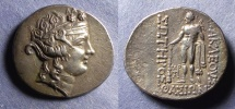 Ancient Coins - Islands off Thrace, Thasos After 148 BC, Tetradrachm