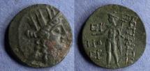 Ancient Coins - Cilicia, Korykos Circa 100 BC, AE21