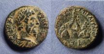Ancient Coins - Caesarea Cappadocia, Lucius Verus 161-9, AE20