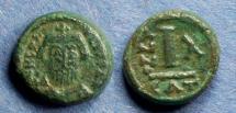 Ancient Coins - Byzantine Empire, Heraclius 610-641, Decanummium