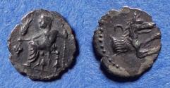 Ancient Coins - Lycaonia, Laranda Circa 320 BC, Silver Obol