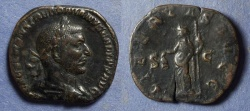 Ancient Coins - Roman Empire, Trebonianus Gallus 251-3, Sestertius