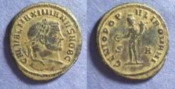 Ancient Coins - Roman Empire, Galerius (Caesar) 296-305, Follis
