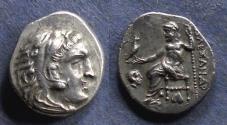 Ancient Coins - Macedonian Kingdom, Alexander III 336-323 BC, Drachm