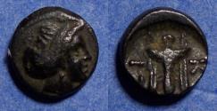 Ancient Coins - Mysia, Kyzikos Circa 275 BC, AE10