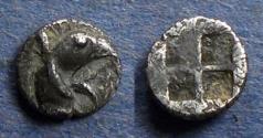 Ancient Coins - Ionia, Phokaea Circa 500 BC, Tetartemorion