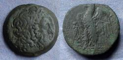 Ancient Coins - Egypt, Ptolemy II 285-246 BC, AE25