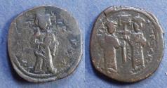 Ancient Coins - Byzantine Empire, Constantine X 1059-1067, Follis