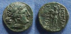 Ancient Coins - Thrace, Messembria 250-175 BC, AE19