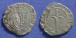 World Coins - Lorraine, Antoine le Bon 1508-44, Sol de guerre
